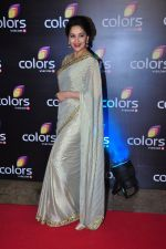 Madhuri Dixit at Colors red carpet on 12th March 2016 (258)_56e554182f83c.JPG
