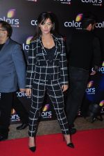 Neetu Chandra at Colors red carpet on 12th March 2016