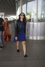Parineeti Chopra leave for Dubai with Emirates on 12th March 2016