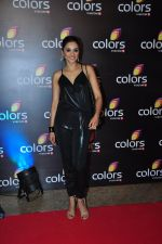 Purbi Joshi at Colors red carpet on 12th March 2016