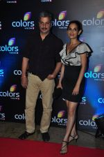 Rajeshwari Sachdev at Colors red carpet on 12th March 2016