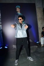 Ranveer Singh at Adidas launch in Mumbai on 12th March 2016