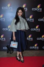 Rashmi Desai at Colors red carpet on 12th March 2016