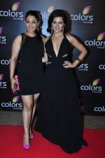Riddhi Dogra at Colors red carpet on 12th March 2016