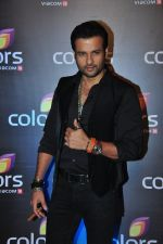 Rohit Roy at Colors red carpet on 12th March 2016