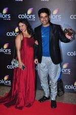 Sai Deodar at Colors red carpet on 12th March 2016 (154)_56e5550b70505.JPG