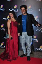 Sai Deodar at Colors red carpet on 12th March 2016