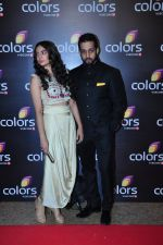 Salil Acharya at Colors red carpet on 12th March 2016 (287)_56e5551774245.JPG