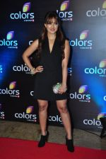 Sana Khan at Colors red carpet on 12th March 2016