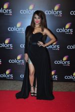 Sana Saeed at Colors red carpet on 12th March 2016