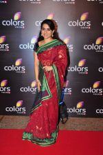 Shaina NC at Colors red carpet on 12th March 2016