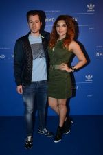 Shama Sikander at Adidas launch in Mumbai on 12th March 2016