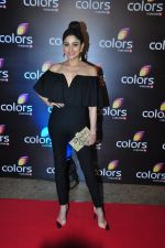 Shamita Shetty at Colors red carpet on 12th March 2016