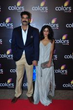 Sikander Kher at Colors red carpet on 12th March 2016 (167)_56e555646a694.JPG