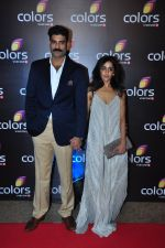 Sikander Kher at Colors red carpet on 12th March 2016