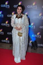 Sudha Chandran at Colors red carpet on 12th March 2016 (152)_56e555bc5fe65.JPG