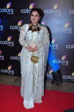 Sudha Chandran at Colors red carpet on 12th March 2016 (153)_56e555bd011b1.JPG