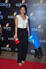 Sumona Chakravarti at Colors red carpet on 12th March 2016