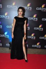 Tina Dutta at Colors red carpet on 12th March 2016 (238)_56e555f4457d0.JPG