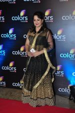 Upasana Singh at Colors red carpet on 12th March 2016