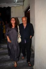 Mahesh Bhatt, Soni Razdan at Karan Johar_s screening for Kapoor n Sons on 13th March 2016 (87)_56e6a957eed74.JPG