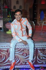 Sumeet Raghavan at Sab ki Holi on 13th March 2016 (10)_56e6a89e0c9b3.JPG