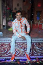 Sumeet Raghavan at Sab ki Holi on 13th March 2016 (8)_56e6a89039930.JPG