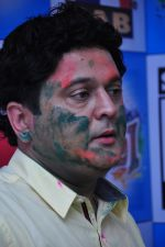 Ali Asgar at SAB ki Holi day 2 on 14th March 2016 (38)_56e7ea0fdcb9a.JPG