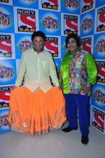 Ali Asgar at SAB ki Holi day 2 on 14th March 2016