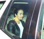 Amrita Arora at the dinner party in kareena house on 14th March 2016 (8)_56e7b457c43fa.JPG
