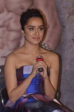 Shraddha Kapoor at Baaghi trailer Launch on 14th March 2016
