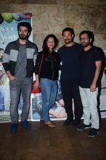 Aamir Khan, Fawad Khan at Kapoor N Sons screening on 15th March 2016
