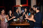 Abhay Deol, Diana Penty, Krishika Lulla, Anand L. Rai at Happy Bhaag Jayegi Wrap up bash on 15th March 2016 (158)_56e9716d103c8.JPG