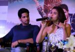 Alia Bhatt, Sidharth Malhotra at Kapoor N Sons Delhi photo shoot on 15th March 2016