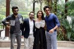 Alia Bhatt, Sidharth Malhotra, Fawad Khan at Kapoor N Sons Delhi photo shoot on 15th March 2016