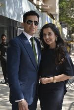 Amy Billimoria at Designer Paul Jheeta from Savile Row, London launched his label exclusively in India at Amy Billimoria House of Design on 15th March 2016 (8)_56e96e01d9da9.JPG