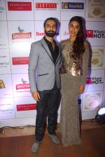 Ashmit Patel, Mahek Chahal at Times Food Awards on 15th March 2016