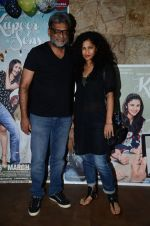 R Balki, Gauri Shinde at Kapoor N Sons screening on 15th March 2016 (45)_56e975bf556e9.JPG