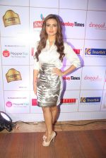 Sana Khan at Times Food Awards on 15th March 2016