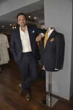 at Designer Paul Jheeta from Savile Row, London launched his label exclusively in India at Amy Billimoria House of Design on 15th March 2016