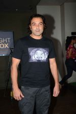 Bobby Deol at Kapoor n Sons screening in Mumbai on 16th March 2016