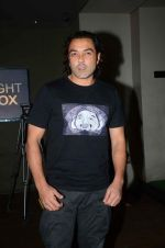 Bobby Deol at Kapoor n Sons screening in Mumbai on 16th March 2016 (35)_56ea5abc3cce2.JPG