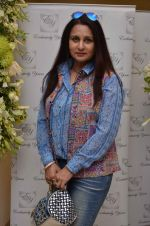 Poonam Dhillon at Akanksha Aggarwal
