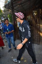 Ranveer Singh snapped post dubbing in Bandra on 16th March 2016