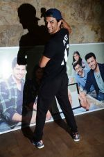 Sushant Singh Rajput at Kapoor n Sons screening in Mumbai on 16th March 2016