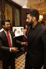 Abhishek Bachchan at Magic Bus charity dinner in Falaknuma Palace on 17th March 2016