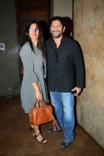 Arshad Warsi, Maria Goretti at the sreening of Kapoor N Sons in Lightbox on 17th March 2016 (46)_56ebe84d98a84.JPG