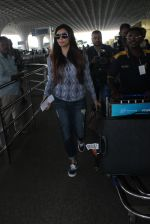 Daisy Shah snapped at airport on 17th March 2016