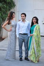 Emraan Hashmi, Nargis Fakhri & Prachi Desai snapped at Azhar photoshoot on 17th March 2016 (8)_56ebe9548e727.JPG