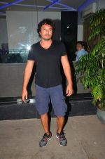 Homi Adajania at sidharth Malhotra_s screening for kapoor n sons on 17th March 2016 (8)_56ebec9e564bc.JPG